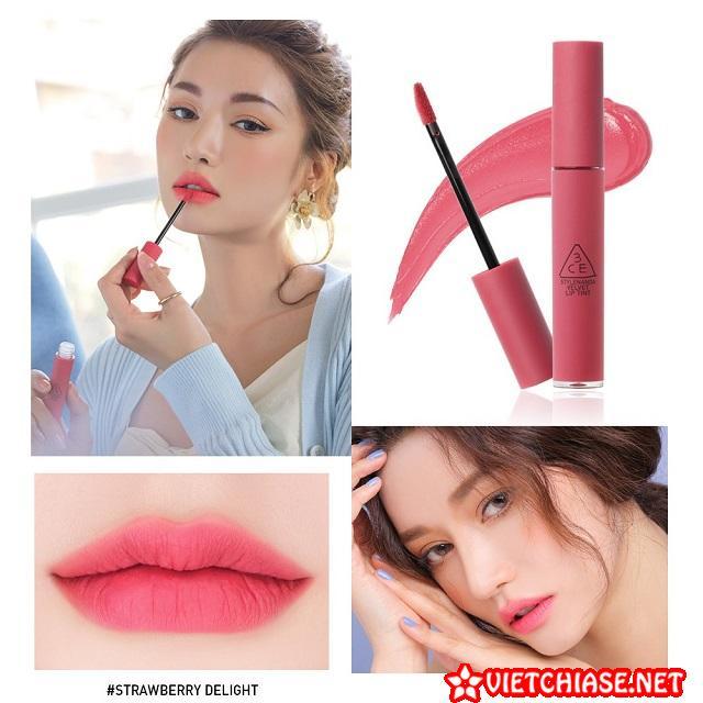 Son-3ce-velvet-lip-tint-strawberry-delight